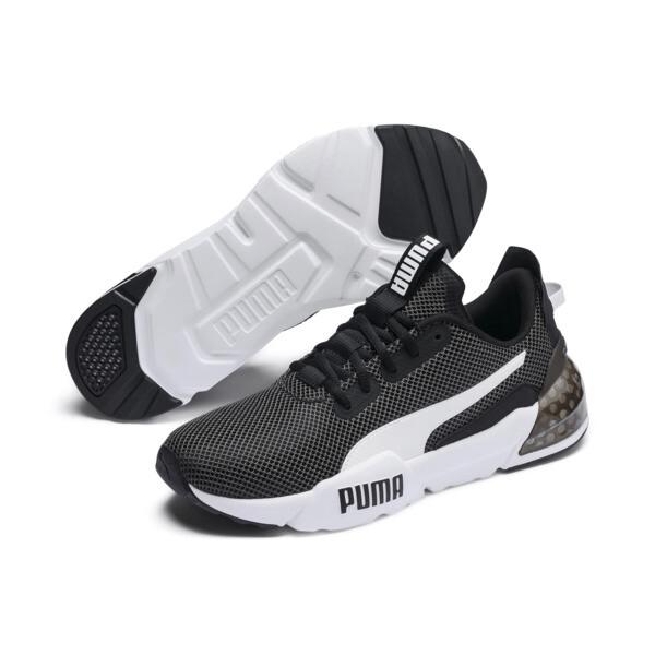 Zapatos de entrenamiento CELL Phase para hombre, Puma Black-Puma White, grande