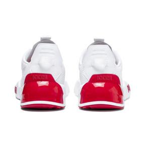Miniatura 4 de Zapatos de entrenamiento CELL Phase para hombre, Puma White-High Risk Red, mediano