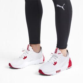 Miniatura 2 de Zapatos de entrenamiento CELL Phase para hombre, Puma White-High Risk Red, mediano