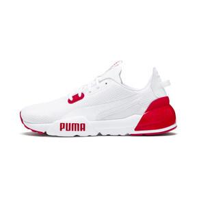 Miniatura 1 de Zapatos de entrenamiento CELL Phase para hombre, Puma White-High Risk Red, mediano