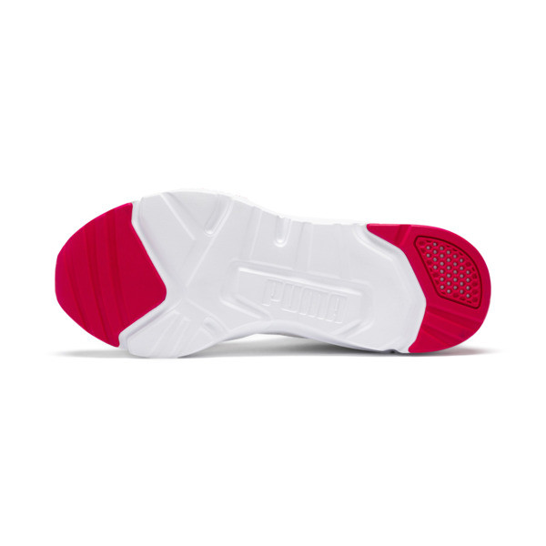 Zapatos de entrenamiento CELL Phase para hombre, Puma White-High Risk Red, grande