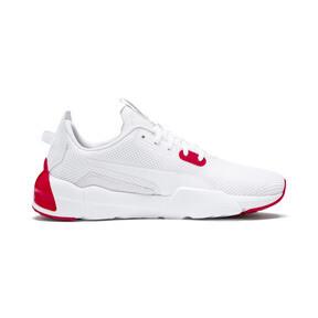 Miniatura 6 de Zapatos de entrenamiento CELL Phase para hombre, Puma White-High Risk Red, mediano