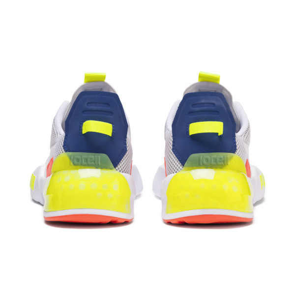 CELL Phase Men's Training Shoes, White-GalaxyBlue-YellowAlert, large