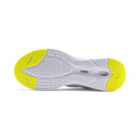 Thumbnail 5 of HYBRID Fuego Lights Men's Running Shoes, Puma White-Yellow Alert, medium