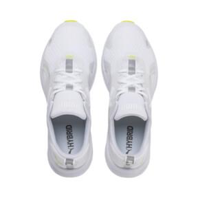 Imagen en miniatura 7 de Zapatillas de running de hombre HYBRID Fuego, Puma White-Yellow Alert, mediana
