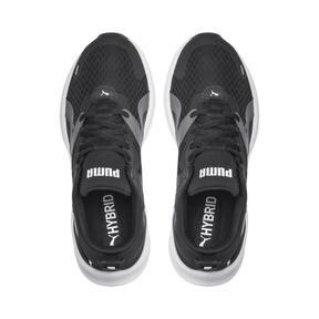 Thumbnail 6 of HYBRID Fuego Women's Running Trainers, Puma Black-Puma White, medium