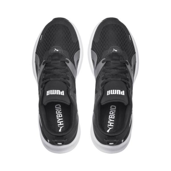 HYBRID Fuego Women's Running Trainers, Puma Black-Puma White, large
