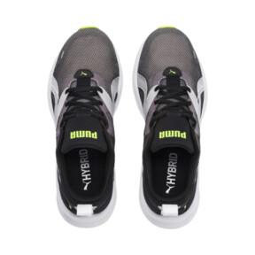 Thumbnail 7 of HYBRID Fuego Shift Women's Running Shoes, Puma Black-Bridal Rose, medium