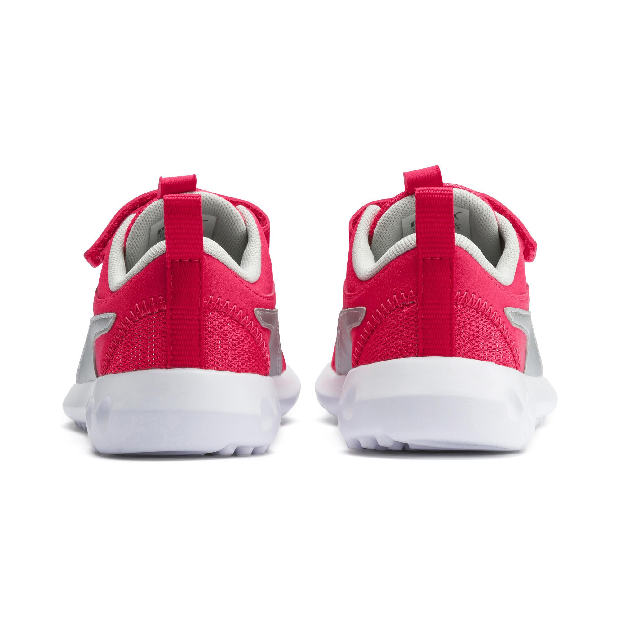 PUMA-Carson-2-Glitz-AC-Shoes-PS-Girls-Shoe-Kids thumbnail 3