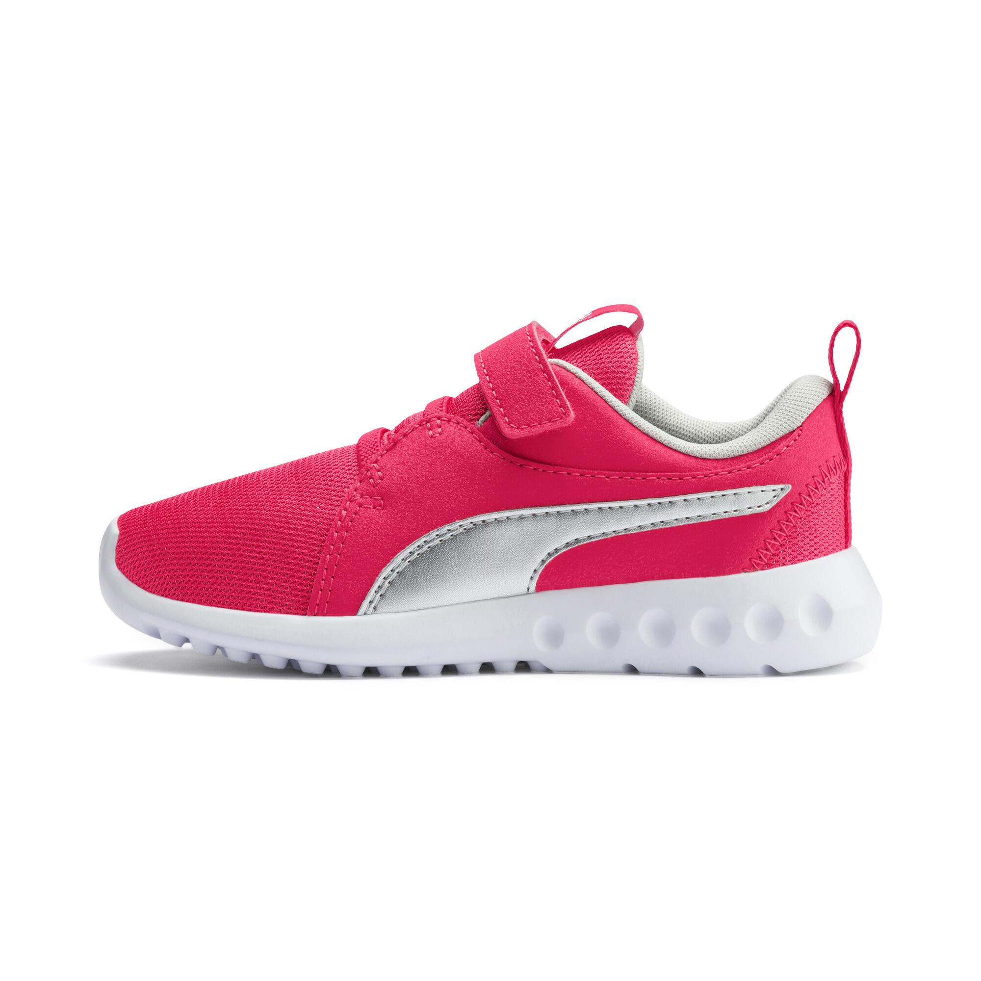 PUMA-Carson-2-Glitz-AC-Shoes-PS-Girls-Shoe-Kids thumbnail 4