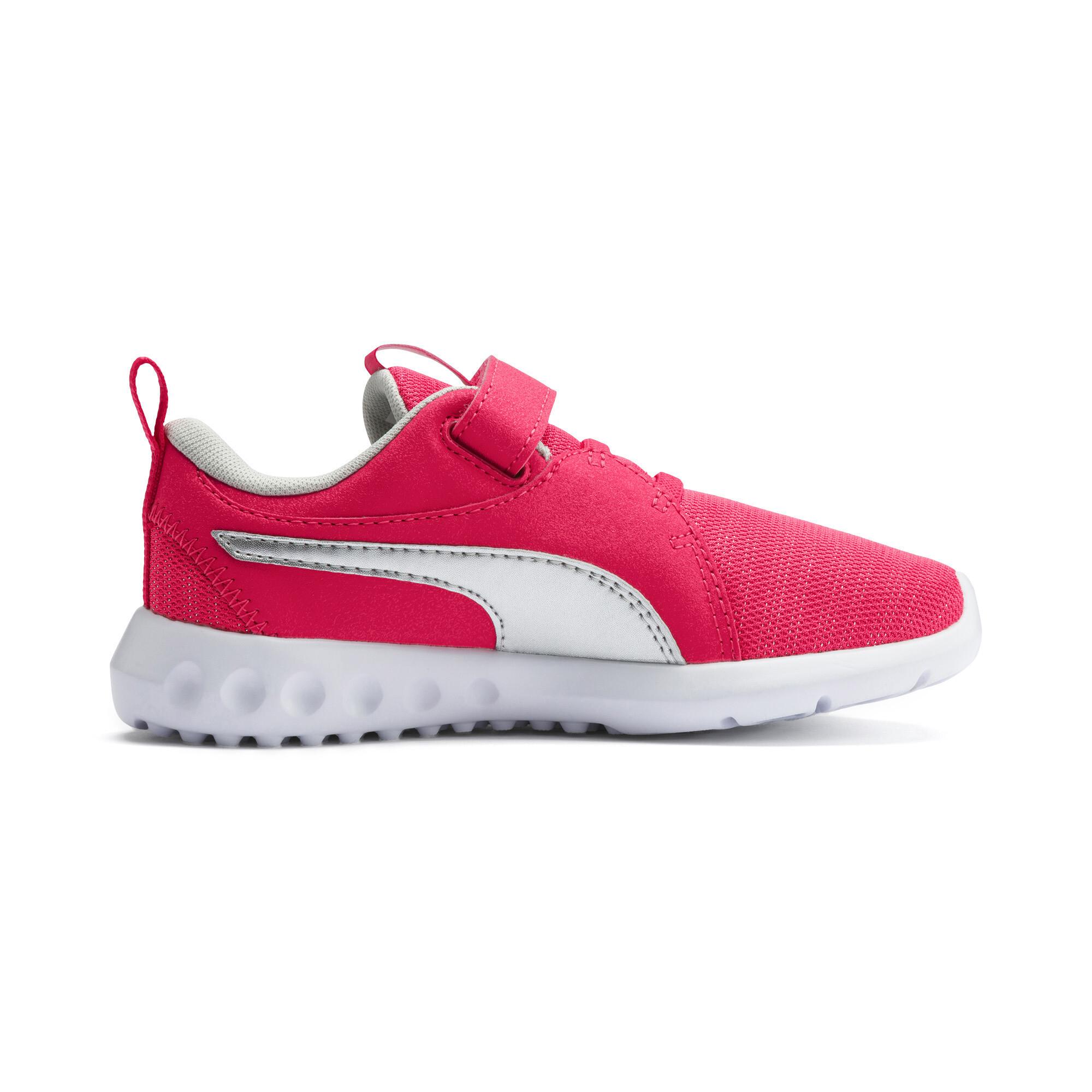 PUMA-Carson-2-Glitz-AC-Shoes-PS-Girls-Shoe-Kids thumbnail 6