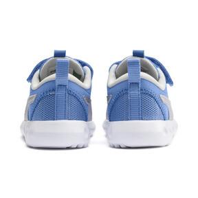Thumbnail 3 of Carson 2 Glitz Toddler Shoes, Ultramarine-Silver, medium