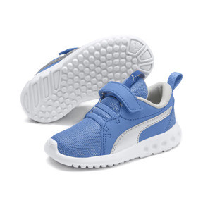 Thumbnail 2 of Carson 2 Glitz Toddler Shoes, Ultramarine-Silver, medium
