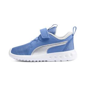 Thumbnail 1 of Carson 2 Glitz Toddler Shoes, Ultramarine-Silver, medium