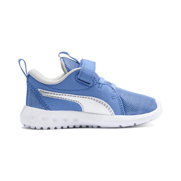 Carson 2 Glitz Toddler Shoes, Ultramarine-Silver, large