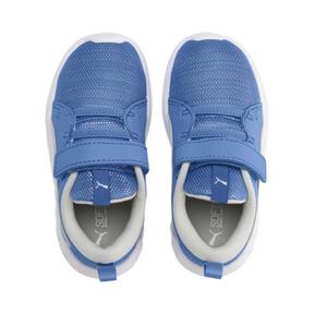 Thumbnail 6 of Carson 2 Glitz Toddler Shoes, Ultramarine-Silver, medium