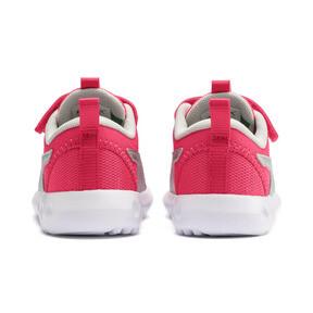 Thumbnail 3 of Carson 2 Glitz Toddler Shoes, Nrgy Rose-Silver, medium