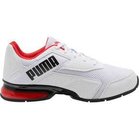 Thumbnail 4 of Leader VT Bold Training Shoes, Puma Wht-Hgh Rsk Rd-Pma Blk, medium