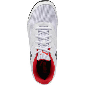 Thumbnail 5 of Leader VT Bold Training Shoes, Puma Wht-Hgh Rsk Rd-Pma Blk, medium