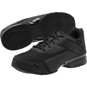 Thumbnail 2 of Leader VT Bold Training Shoes, Puma Black-Puma Black, medium