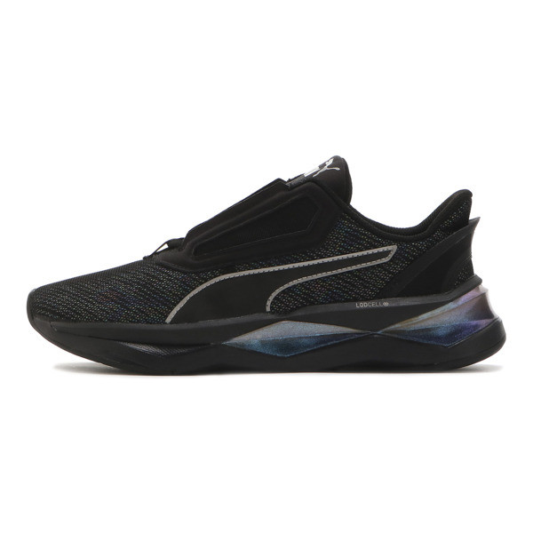 LQDCELL Shatter XT Luster Women's Training Shoes, Puma Black-Puma Black, large