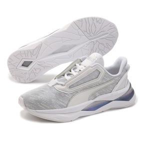 Thumbnail 2 of LQDCELL Shatter XT Luster Women's Training Shoes, Puma White-Puma White, medium