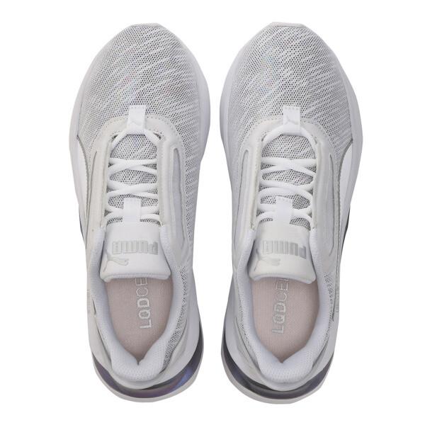 Chaussure de course LQDCELL Shatter XT Luster pour femme, Puma White-Puma White, large