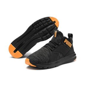 Imagen en miniatura 2 de Zapatillas de hombre Enzo, Puma Black-Dark Shadow, mediana