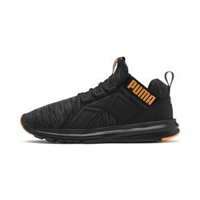 Imagen en miniatura 1 de Zapatillas de hombre Enzo, Puma Black-Dark Shadow, mediana