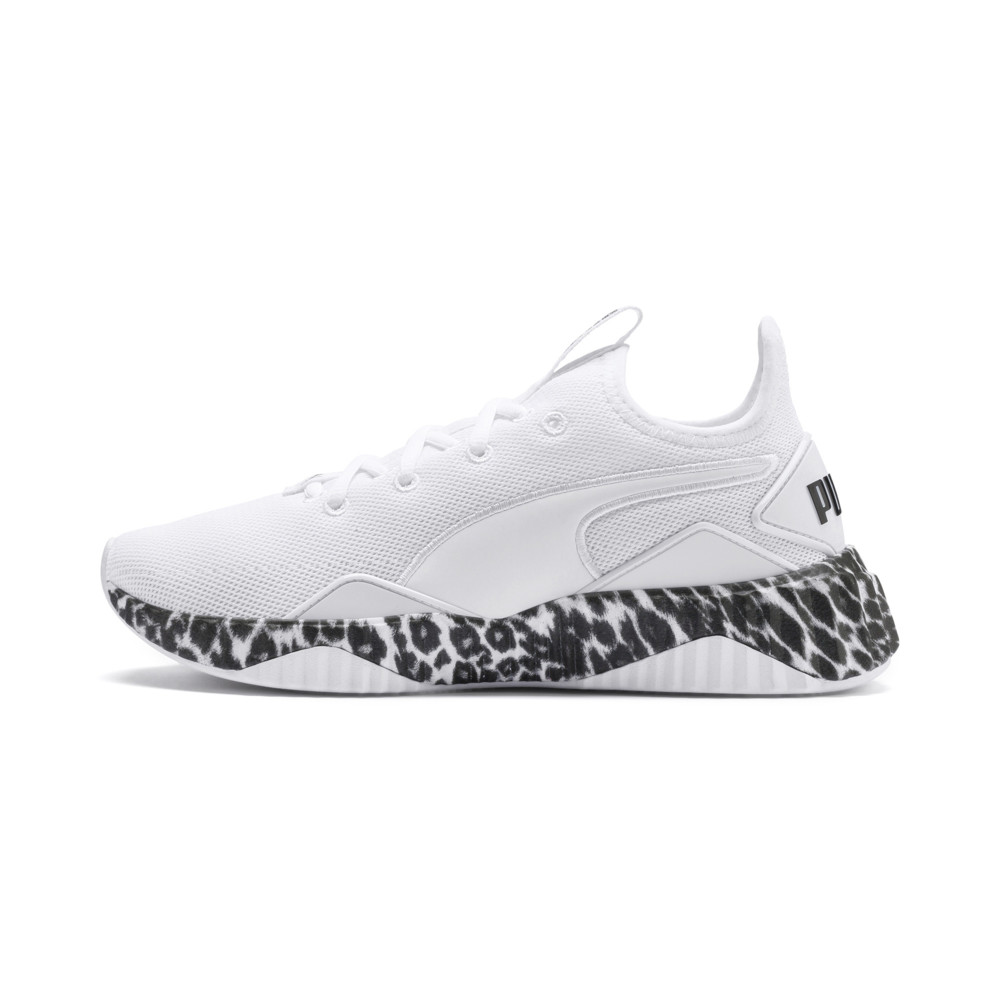 Image Puma Defy Leopard Women's Training Shoes #1