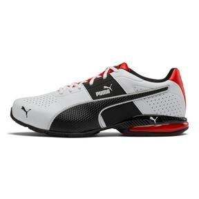 Thumbnail 1 of Cell Surin 2 Wide Men's Training Shoes, Pma Wht-Pma Blk-Flme Scarlet, medium