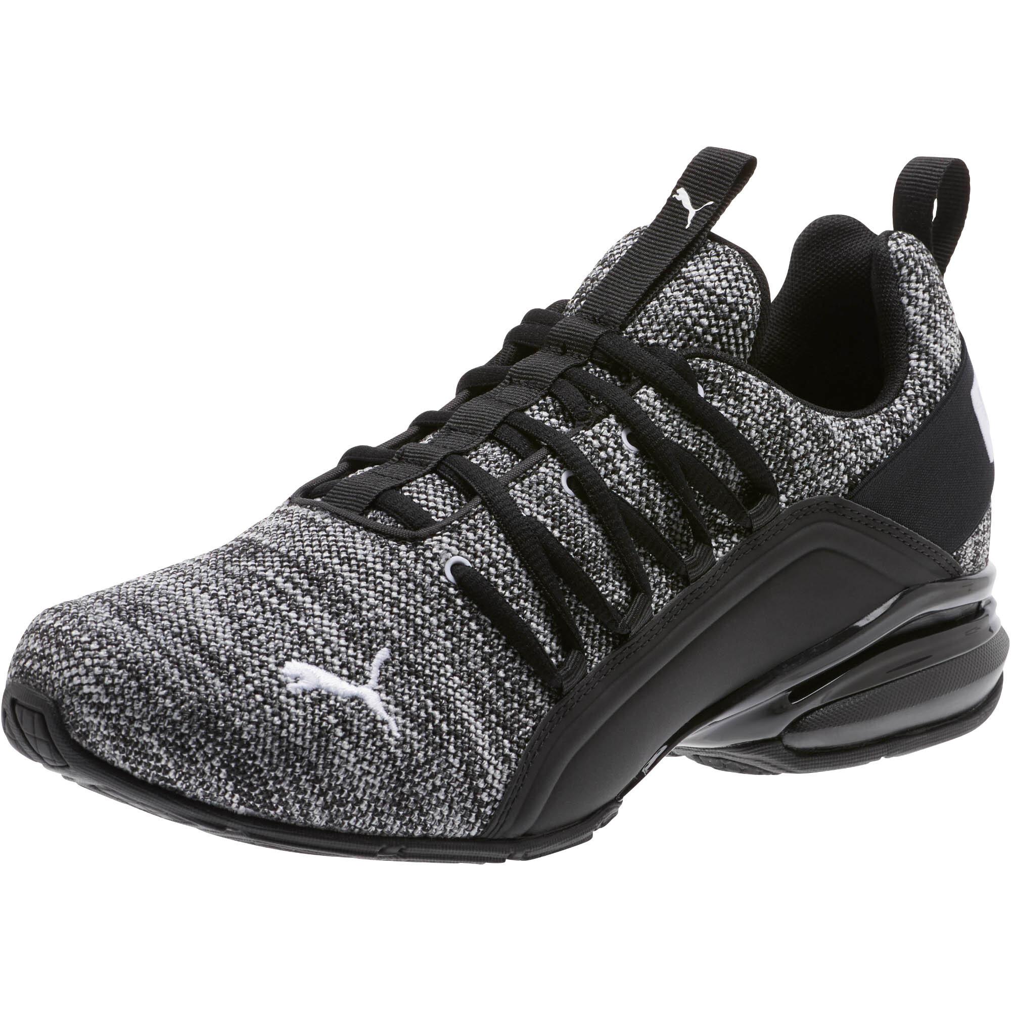 PUMA-Axelion-Wide-Men-039-s-Training-Shoes-Men-Shoe-Running miniatura 4