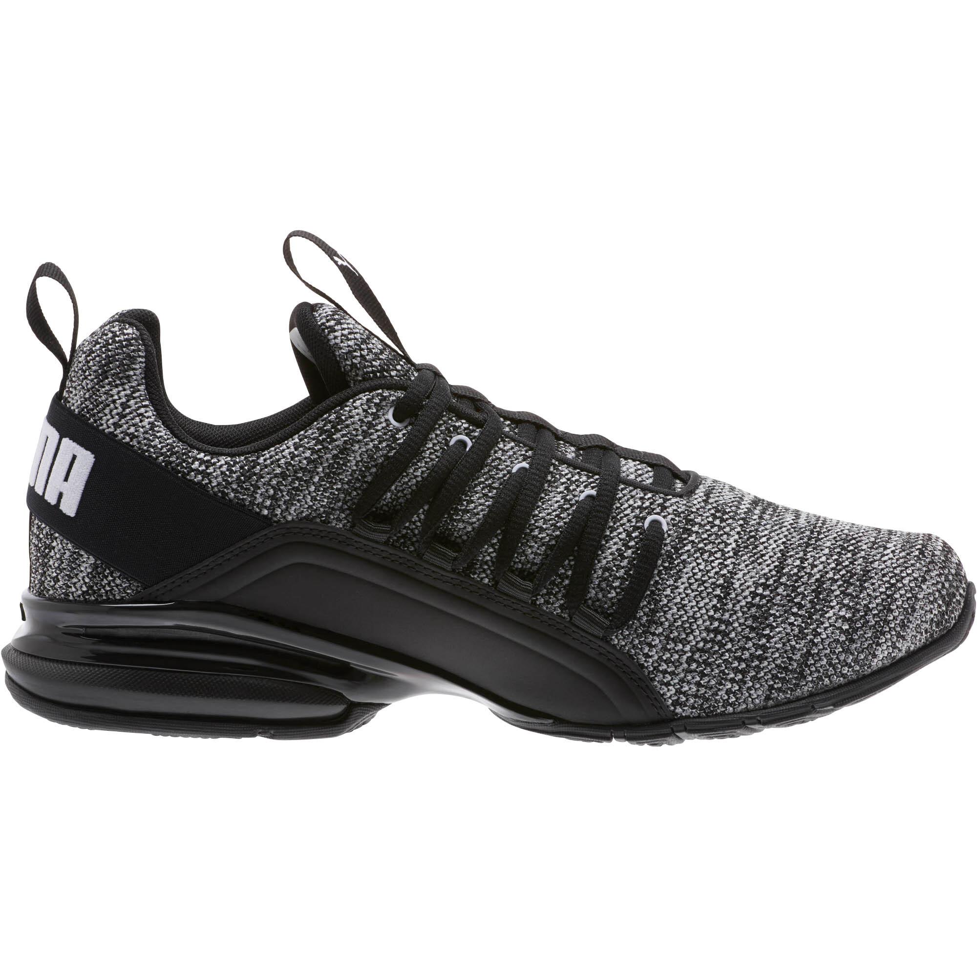 PUMA-Axelion-Wide-Men-039-s-Training-Shoes-Men-Shoe-Running miniatura 5