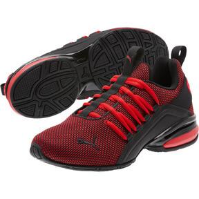 Thumbnail 2 of Axelion NM Training Shoes JR, High Risk Red-Puma Black, medium