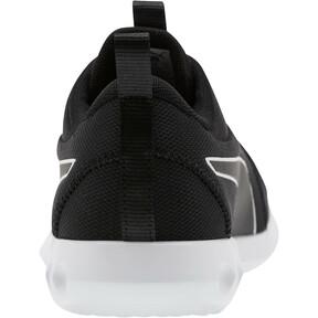Thumbnail 3 of Carson 2 Cosmo Men's Running Shoes, Puma Black-Puma White, medium