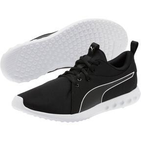 Thumbnail 2 of Carson 2 Cosmo Men's Running Shoes, Puma Black-Puma White, medium