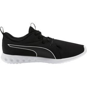 Thumbnail 4 of Carson 2 Cosmo Men's Running Shoes, Puma Black-Puma White, medium