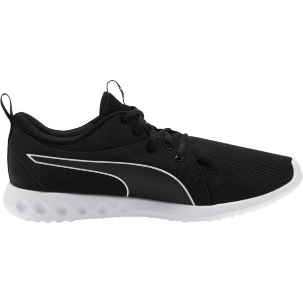 Carson 2 Cosmo Men's Running Shoes, Puma Black-Puma White, large