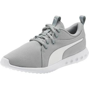 Thumbnail 1 of Carson 2 Cosmo Women's Running Shoes, Quarry-Puma White, medium