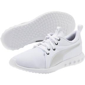 Thumbnail 2 of Carson 2 Cosmo Women's Running Shoes, Puma White-Puma Silver, medium