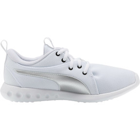 Thumbnail 4 of Carson 2 Cosmo Women's Running Shoes, Puma White-Puma Silver, medium