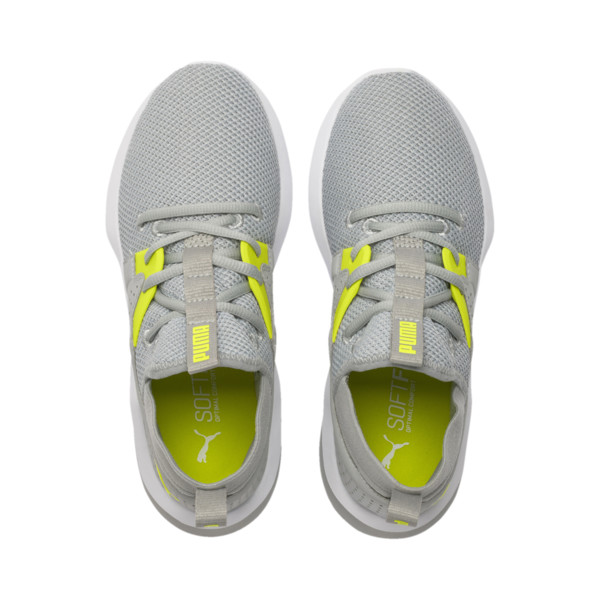 Emergence Sneakers JR, High Rise-Nrgy Yellow, large