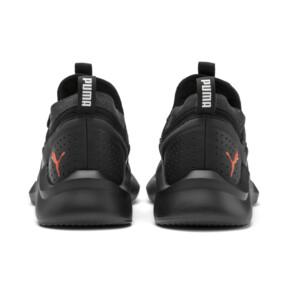 Thumbnail 3 of Emergence Sneakers JR, Puma Black-Cherry Tomato, medium