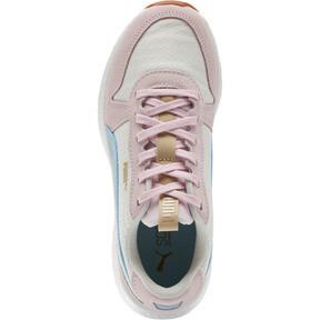 Thumbnail 5 of NRGY Neko Retro Sweet Women's Street Running Shoes, Whisper White-Pink-Sky, medium