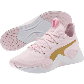 Thumbnail 2 of Incite Sweet Women's Training Shoes, Barely Pink-Gold- Purple, medium