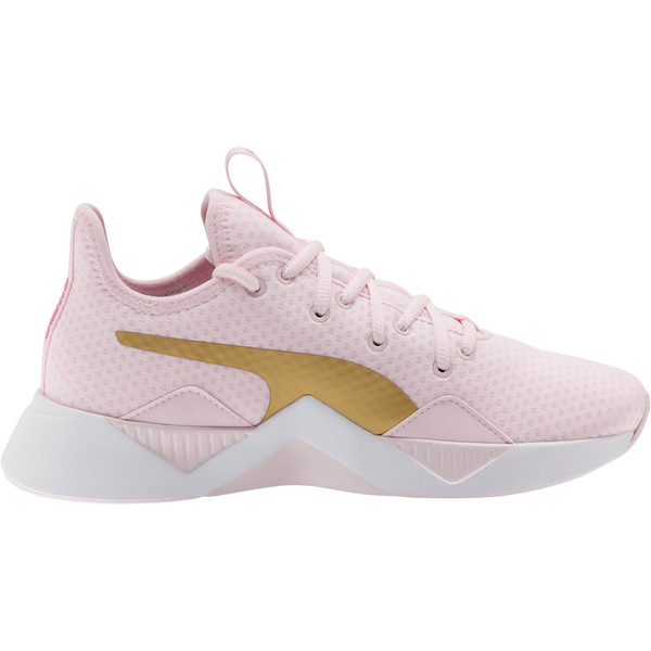 Incite Sweet Women's Training Shoes, Barely Pink-Gold- Purple, large