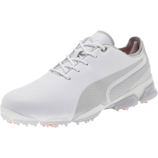 IGNITE PROADAPT Men's Golf Shoes, White-Gray Violet, large