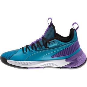 Miniatura 7 de Zapatos de baloncesto Uproar Charlotte ASG Fade, Naranja-PÚRPURA, mediano