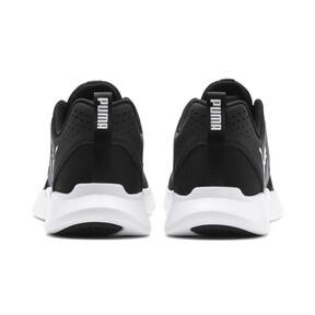Miniatura 5 de Zapatos deportivos INTERFLEX Modern, Puma Black-Puma White, mediano