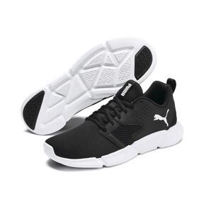 Miniatura 2 de Zapatos deportivos INTERFLEX Modern, Puma Black-Puma White, mediano